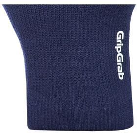 GripGrab Waterdichte Gebreide Thermische Handschoenen, navy blue
